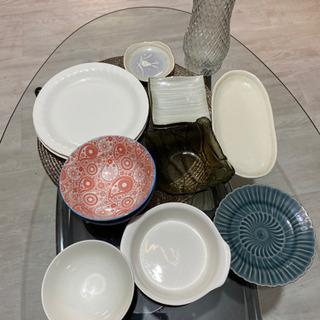【ネット決済】色々な食器 お皿 花瓶 (決定しました)
