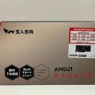 新品 玄人志向 Radeon RX 6700 XT
