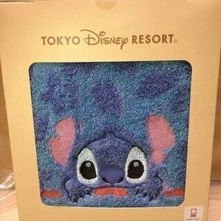 【ネット決済】美品ディズニー スティッチ フェイスタオル