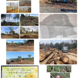 造成工事 山林伐採 庭の手入れならツチヤガーデンホーム/所沢市三...