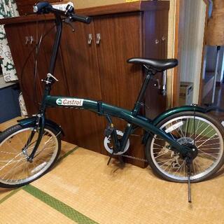 【ネット決済】カストロール自転車