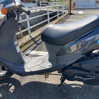 【ネット決済】スクーター原付50cc