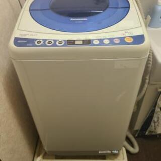 洗濯機6kg 0円無料🆓お譲り致します。