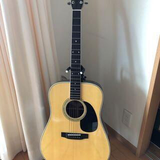 アコースティックギター モーリスW-25 日本製 本体のみです