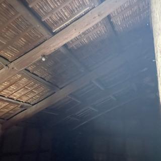 【ネット決済】小屋解体 木材多数