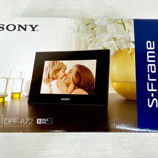 📺💿美品! SONY デジタルフォトフレーム 🤳👯♂️