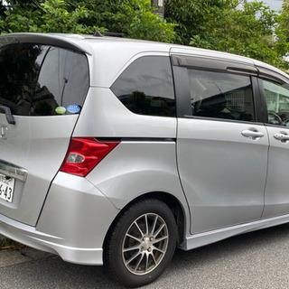 【ネット決済】フリード7人乗り車検付きコミコミ32万円