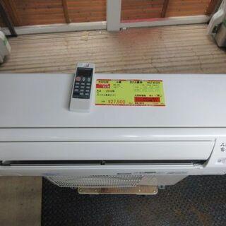 K02328 三菱 中古エアコン 主に6畳用 冷2.2kw/暖2...