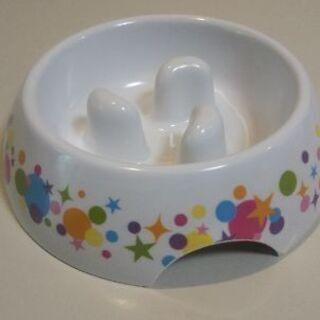 ペット 小型犬用 早食い防止皿