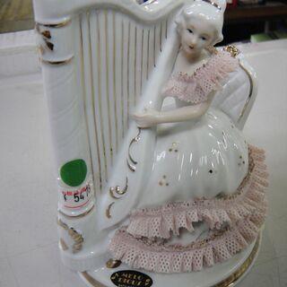 KATOKOGEI 陶器オルゴール曲目ラブストーリー 置物 オブジェ