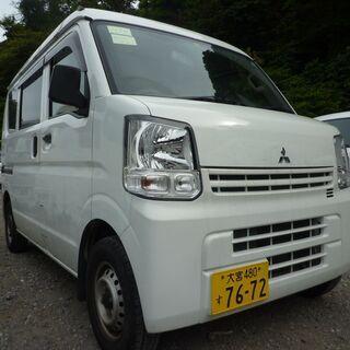 (ID3262)軽バン専門店在庫50台 40万円 三菱 ミニキャ...