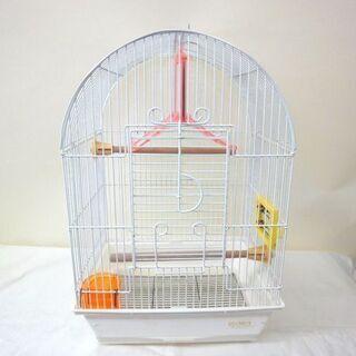 【札幌市内限定自社配送可能】HOEI ホーエイ 鳥かご 白…