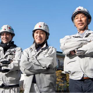 【消防設備工事・電気工事経験者募集】大手との直接依頼だから…