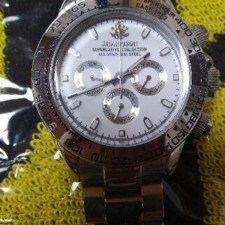 【ネット決済】自動巻き腕時計「紳士
