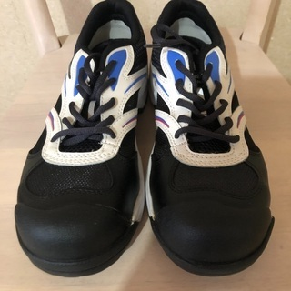 レディース安全靴23.5センチと軍手Sサイズ