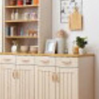 【お値下げ】カントリー家具キッチンカウンター