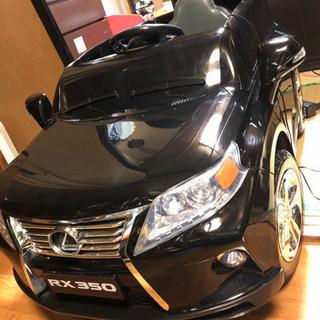 レクサス 充電式電動自動車