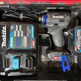 マキタ TD001 40V 4モード インパクトドライバ セット 黒 - みよし市