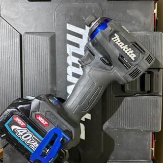 マキタ TD001 40V 4モード インパクトドライバ セット 黒 - その他