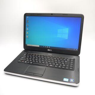 バッテリー新品 DELL Corei3 新品SSD搭載 ノートパソコン