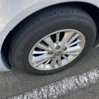 【ネット決済】ゼロクラ純正ホイール タイヤ付き