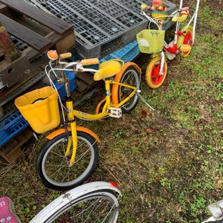 ♪自転車4台セットジャンク♪