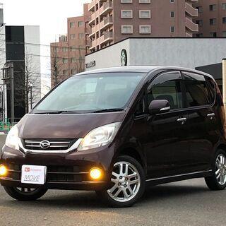 H21ダイハツムーヴX-VS★車検R4/7月★キーレス★L175...