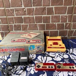 【ネット決済】任天堂 ファミコンHVC-001+スーパーファミコ...