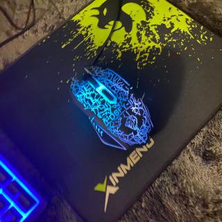 【ネット決済】キーボード、マウスパッド、マウス