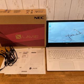 【美品】NEC ノートパソコン LAVIE