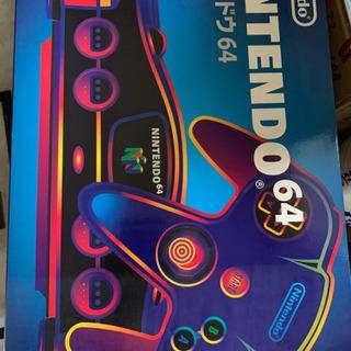 Nintendo64の箱