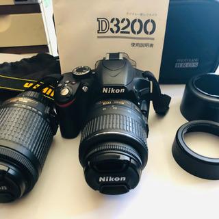 【ネット決済・配送可】Nikonのカメラ 美品です! 商談中です!