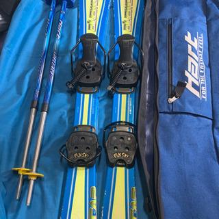 スキー板 85cm  ブルーモーリス