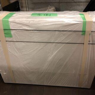 三菱エアコン 霧ヶ峰 室外機 床置型室内機2台(マルチ)セット