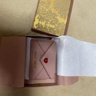 MIU MIU財布