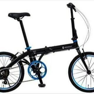 [取引中] 折りたたみ自転車 ルノー light10
