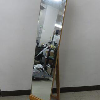 取引場所 南観音  A2106-045 姿見 鏡 ミラー 木製 ...