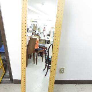 取引場所 南観音  A2106-047 姿見 鏡 ミラー 木製 ...