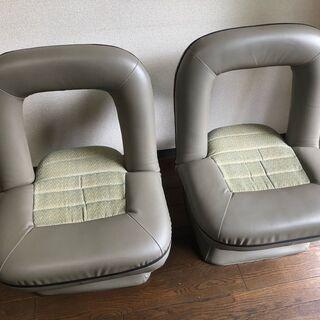 【値下げ!】椅子(2台)※1台の場合は半額