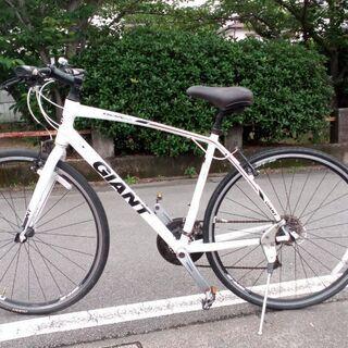 ジャイアントクロスバイク
