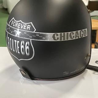 【ネット決済】#13 route66  ヘルメット 袋付き