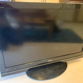 【ネット決済・配送可】TV37インチ2009年製 値下げします