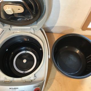 超音波圧力IH炊飯器 MITSUBISHI NJ-SE10 - 家電