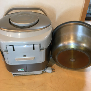 超音波圧力IH炊飯器 MITSUBISHI NJ-SE10 − 福岡県