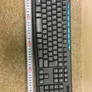 Logicool ロジクール ワイヤレスキーボード レシーバー付き