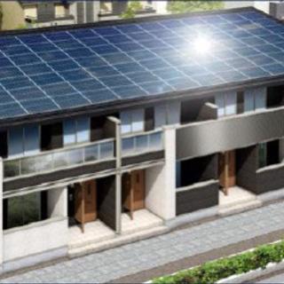 個人宅、アパート、マンション等 ソーラーパネル設置 請負
