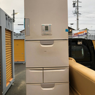 TOSHIBA  冷凍冷蔵庫415L  差し上げます!