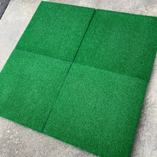ゴルフ練習用マット(50cm×50cm)4枚