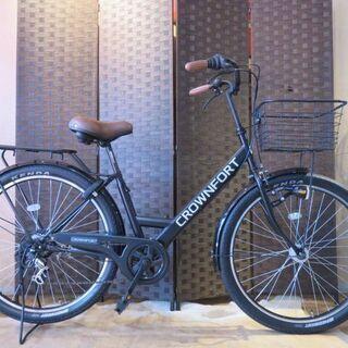 ■TAKEDA CROWNFORT 武田自転車 クラウンフォート...