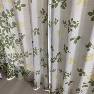 遮光カーテン 2枚